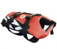EzyDog Dog Life Jacket - Red SeaDog Flotation Jacket
